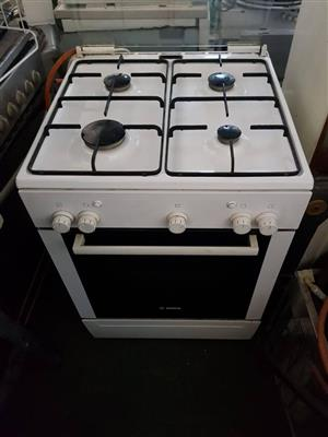 Bosch gas stove