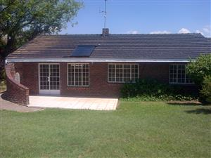 Kyalami Cottage to Let
