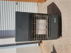 3 bar gas heater