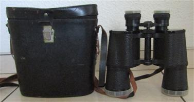 30M3 Vintage Binoculars - Made in USSR