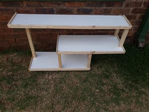 White side shelf for sale