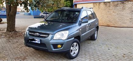 2009 Kia Sportage 2.0 auto