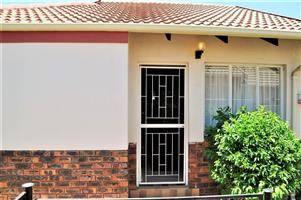 FOR SALE: 2  BEDROOM TOWNHOUSE IN GLOVER AVENUE, CENTURION