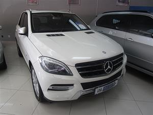 2013 Mercedes Benz ML 500