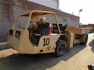 Utility Vehicle - ON AUCTION