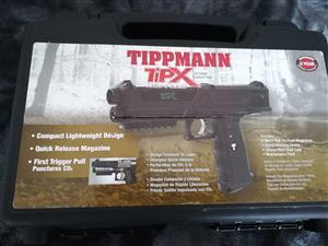 Tippmann TiPX Black .68 Caliber Paintball Pistol