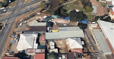 Development opportunity or rental icome producing property.