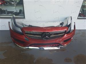 New Mercedes-Second hand  spare parts and BMW spare