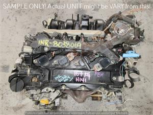 TOYOTA YARIS -1NR 1.3L VVTI 16V Engine