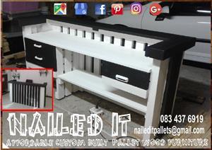 Custom Built Pallet Wood Furniture, Durban, Kwa-Zulu Natal
