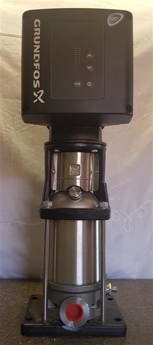 Grundfos Solar or power 1.5kw pump and motor