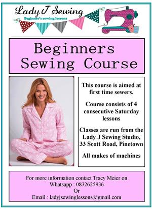 Learn to Sew with Lady J Sewing