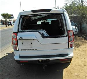 Land Rover Discovery 4 Tailgate for sale | AUTO EZI