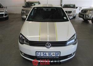 2016 VW Polo Vivo 5 door 1.4