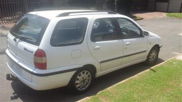 2003 Fiat Palio 1.6 EL 5 door