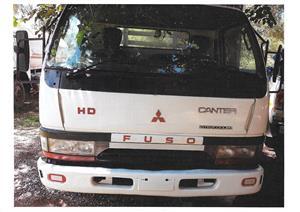 2005 Mitsubishi Canter 4 ton
