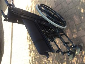 FULLY RECLINABLE MANUAL WHEELCHAIR FOR SALE