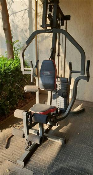 Power Stack 500 Home Gym