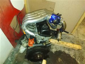 Golf 1/Caddy Engine 1.8 ABK&Gearbox with papers for sale13000 Negotiable
