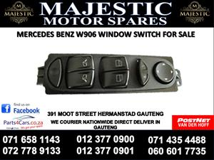 Mercedes benz W906 window switch for sale