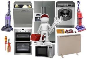 WE FIX: Refrigerator repair and servicing Washing machine repair Dryer repair Oven repair Stove and range repair Dishwasher repair Garage door opener repair