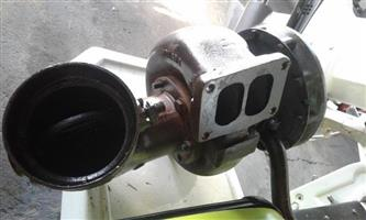 scania v8 truck turbo