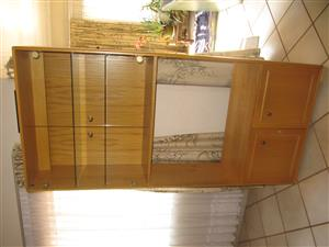 Television cupboard