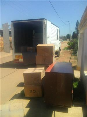Moving and Storage 061 492 9080