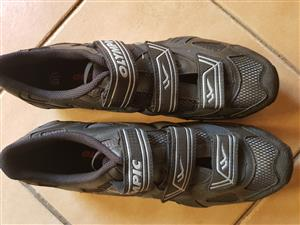 Olympic cycling shoes
