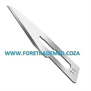 Surgical blades carbon steel various sizes R56.82