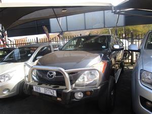 2013 Mazda BT-50 3.2 4x4 SLX