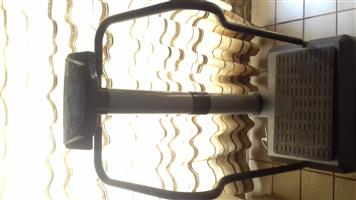 Vibrating Platform Exercise Machine