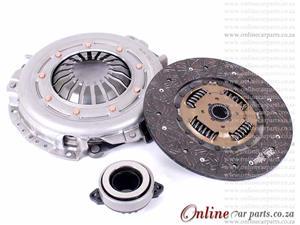 VW Polo II 1.4 BBY 55KW 1.4 BLM 06-09 1.4 FSI AXU 01-05 1.6 BAH 02-09 200mm 28 Spline Clutch Kit