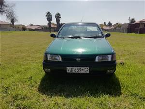 1997 Nissan Sentra 1.6 Acenta auto