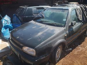 golf 3 stripping for spares