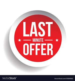 LAST MINUTE DEALS - Cabana Beach
