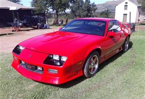 Chevrolet Camaro For Sale in South Africa | Junk Mail