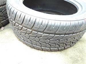 4x4 Tyre set Rodian HP 295/45R20 114V