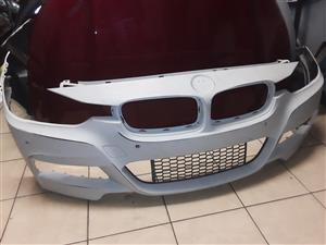 BMW F30 M-SPORT BUMPER FOR SALE