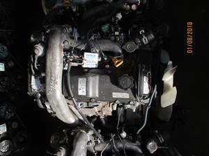 Toyota Hilux 3.0 KZTE 1KZ engine forn sale