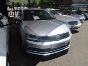 2015 VW Jetta 1.8T Executive