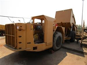 Atlas Copco Minetruck - ON AUCTION