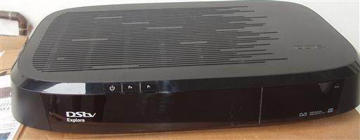 DSTV Explora - in excellent condition