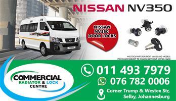 NISSAN NV350 LOCK SETS