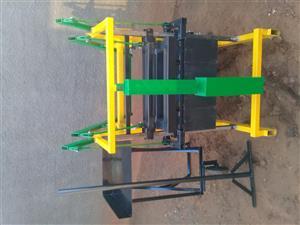Brick making machines blocks 4 drops