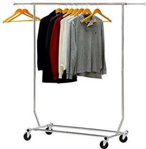 Mannequin Rail & Clothing Steamer Rental Services