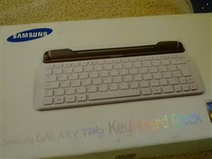 Samsung Galaxy 10.1 Keyboard dock