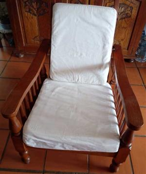 Vintage morris chairs