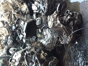 Various Gearboxes for sale