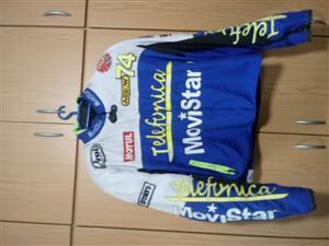 Bike Jacket Honda MoviStar L-XL
